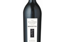 The Willows Bonesetter Shiraz